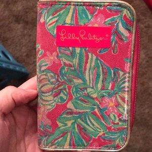 Lilly Pulitzer iPhone 5/6 wallet